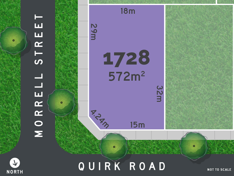 Lot 1728, Quirk Road, Lucas, Vic 3350