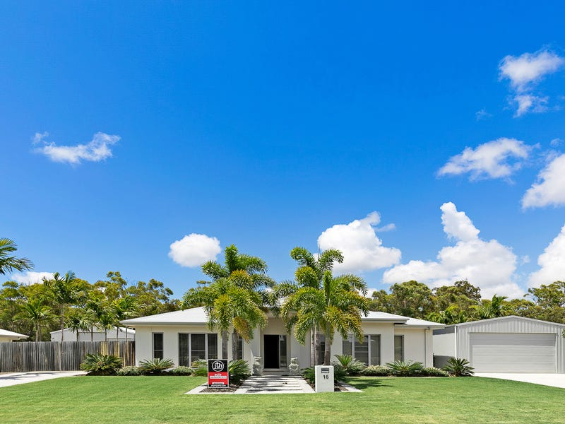 15 Heathland Avenue, Wondunna, Qld 4655