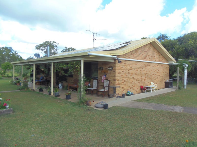 115 Running Creek Road, Kilkivan, Qld 4600