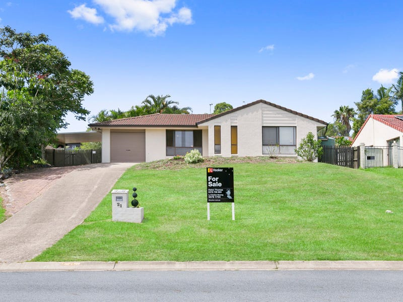 21 Richard Crescent, Highland Park, Qld 4211