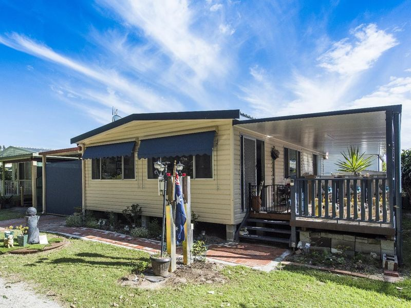 Site 4E Anchorage Holiday Park, Iluka, NSW 2466