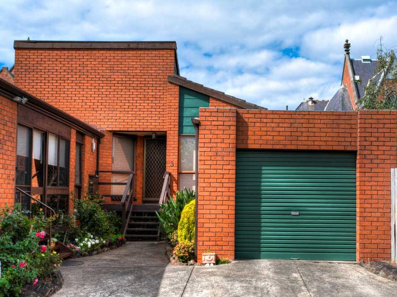 3/504 Lydiard Street, Soldiers Hill, Vic 3350