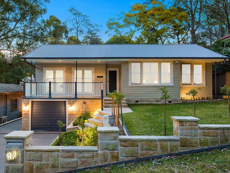47 Cardinal Avenue, Beecroft, NSW 2119
