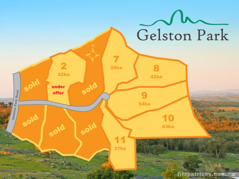 Lot 8 Gelston Park Road, Stage 3B, Gelston Park, NSW 2650