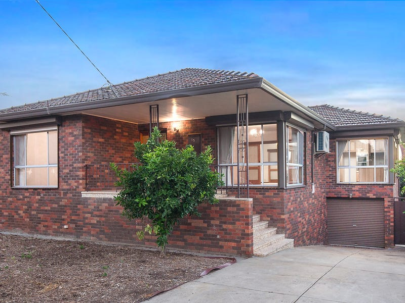 15 Thompson Street, Avondale Heights, Vic 3034