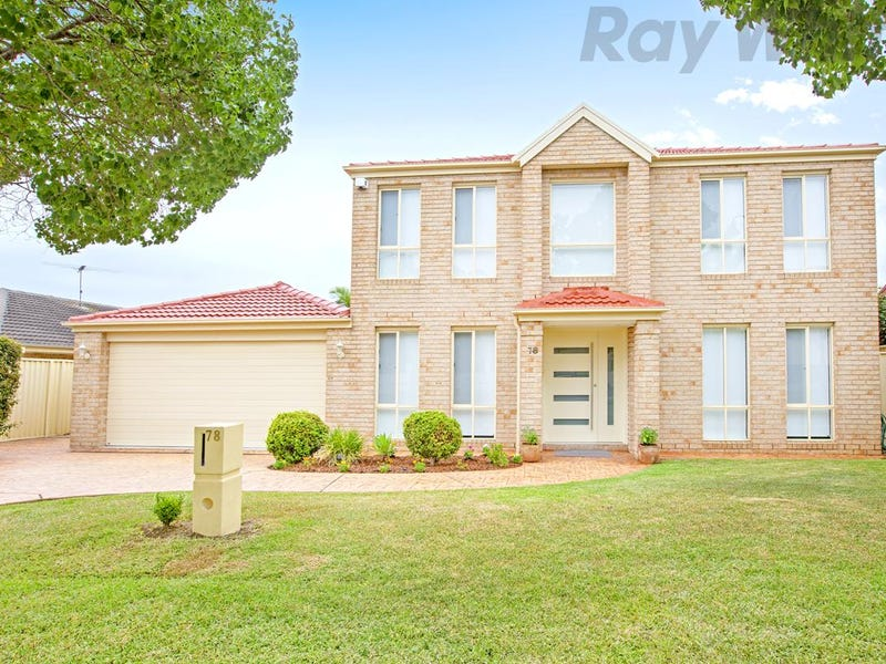 78 Wyattville Drive, West Hoxton, NSW 2171