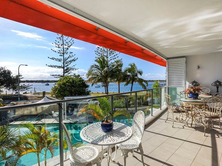 1103/438 Marine Parade, Biggera Waters, Qld 4216