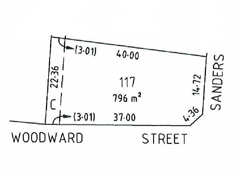 Lot 117, Patricks View, Sanders Street, Moonta Bay, SA 5558
