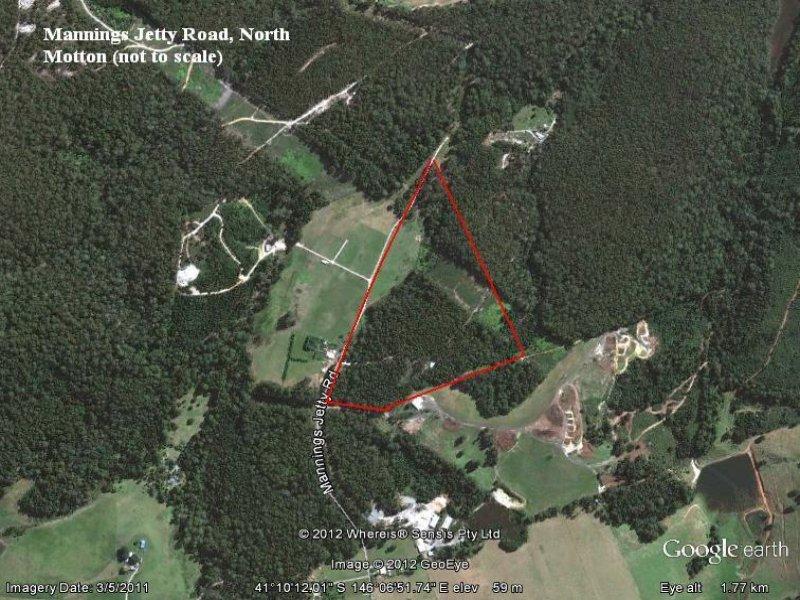 - Mannings Jetty Road, North Motton, Tas 7315