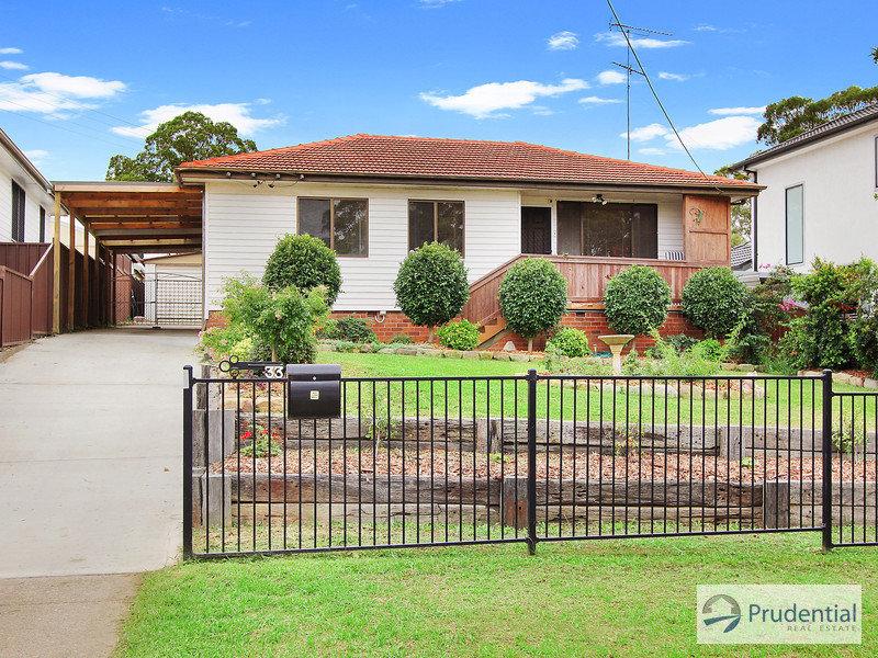 33 Lyndley St, Busby, NSW 2168