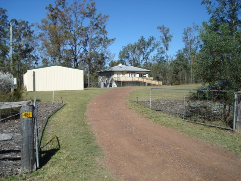486 Mount Forbes Road, Mount Forbes, Qld 4340