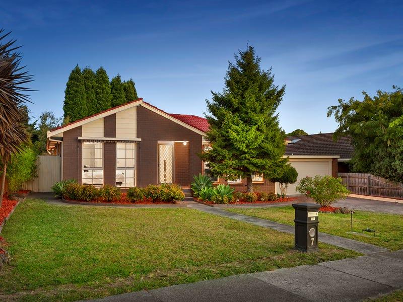 7 Flamingo Drive, Wantirna South, Vic 3152