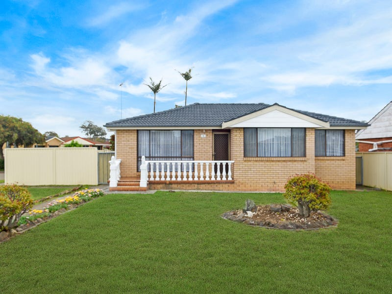 9 Arrowhead Road, Greenfield Park, NSW 2176