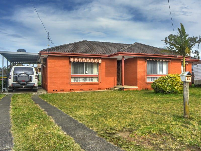14 Crawford Drive, North Nowra, NSW 2541