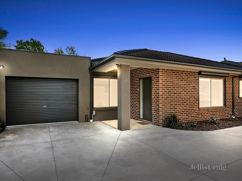 3/16 North Crescent, Heidelberg West, Vic 3081