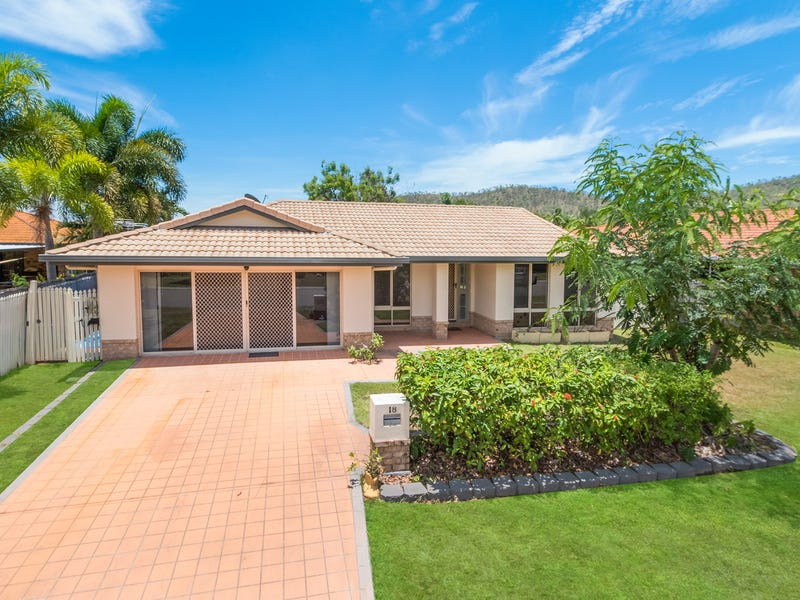18 Wallace Circuit, Kirwan, Qld 4817