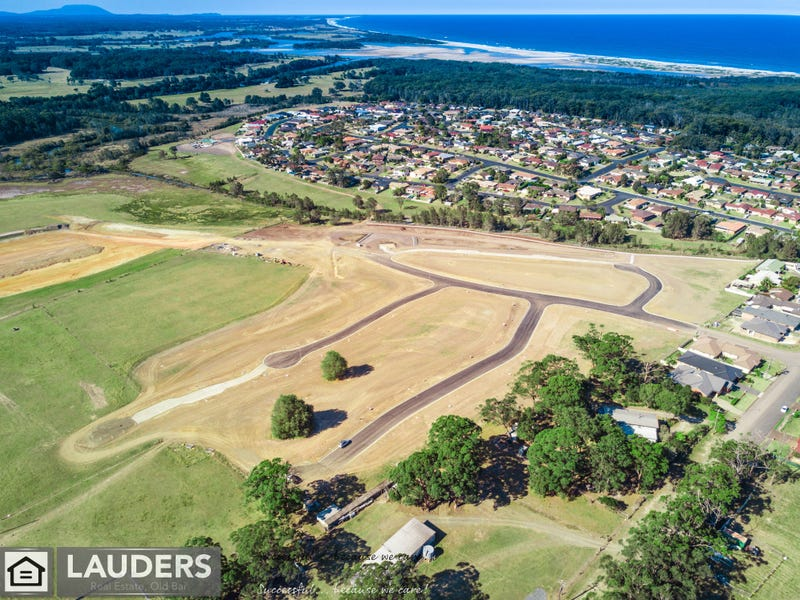 Lot 8 Oondooroo Crescent, Riverside Estate,, Old Bar, NSW 2430