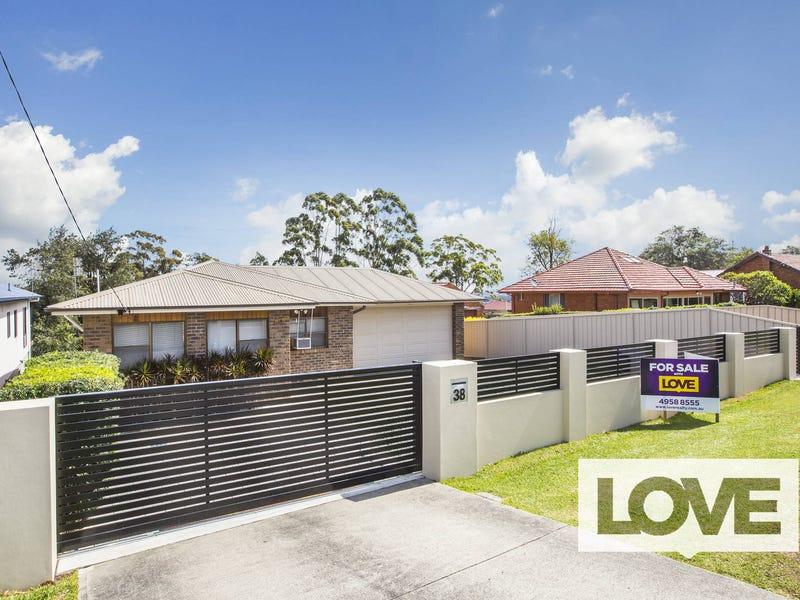38 Prospect Road, Garden Suburb, NSW 2289
