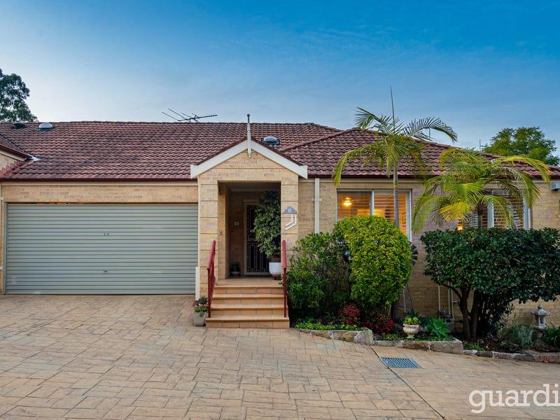 17/22-24 Pearce Street, Baulkham Hills, NSW 2153