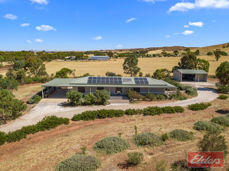 81 STOCK ROUTE ROAD, Point Pass, SA 5374