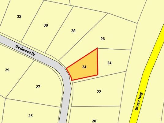 Lot 1 Birdwood Drive, Gunalda, Qld 4570
