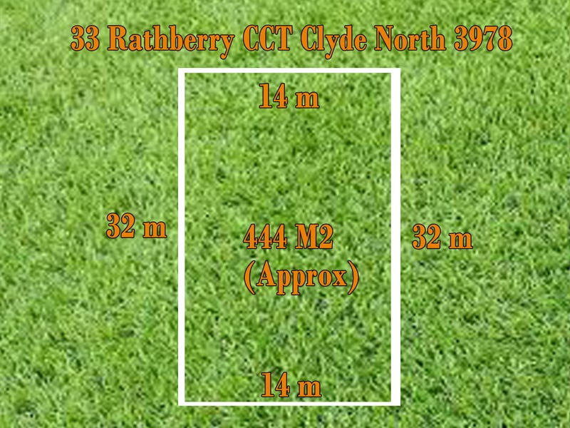 Lot (633), 33 Rathberry Circuit, Clyde North