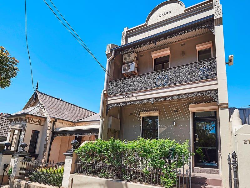 27 Grosvenor  Street, Woollahra, NSW 2025
