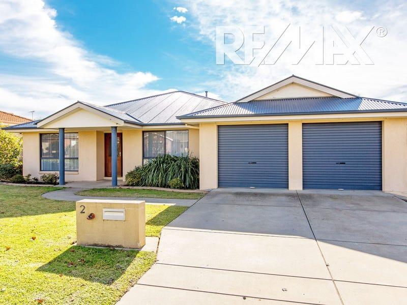 2 Yeomans Place, Kooringal, NSW 2650