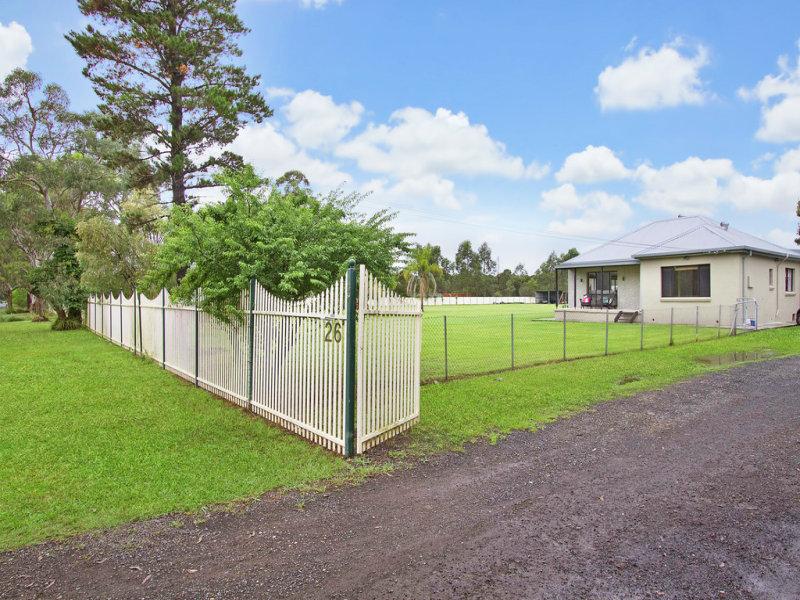 26-34 Tickner Street, Castlereagh, NSW 2749