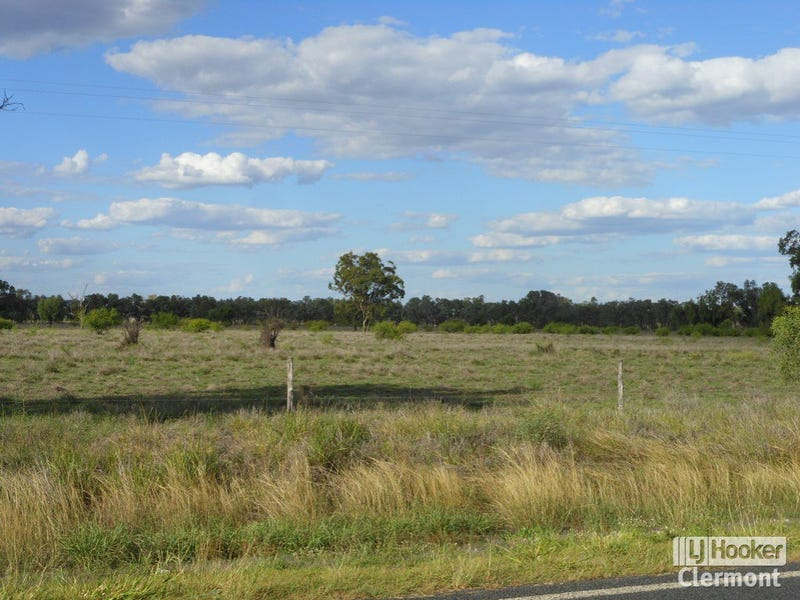 LOT 1 'Lily Flats' Gregory Highway, Clermont, Qld 4721