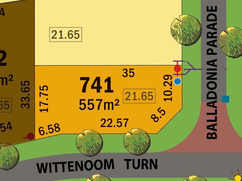 Lot 741 Balladonia Parade,, Dawesville, WA 6211