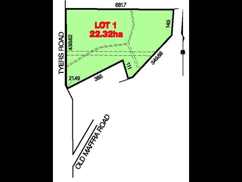 Lot 1 Tyers Road, Tyers, Vic 3844