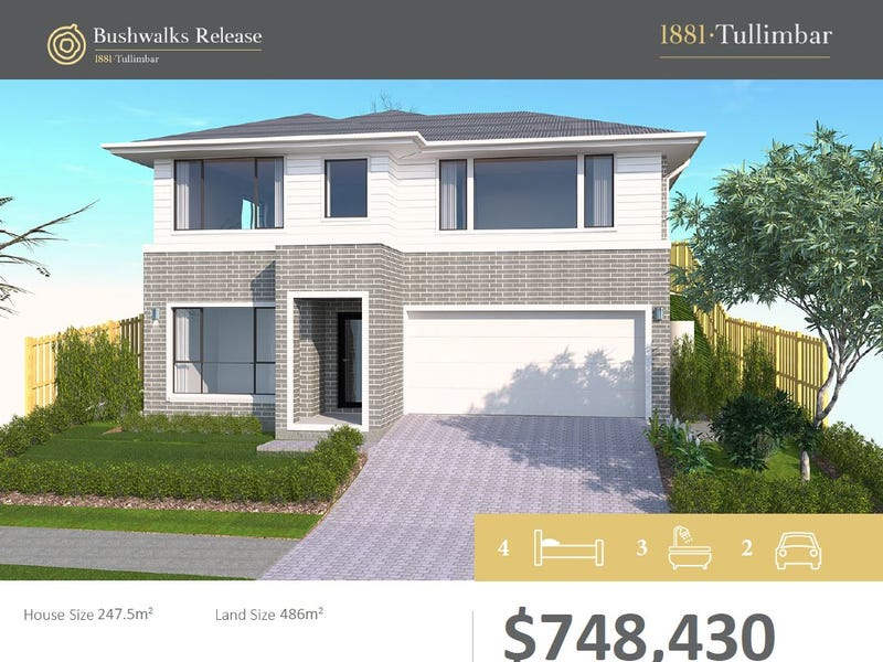 Lot 59 Proposed Road, Tullimbar, NSW 2527