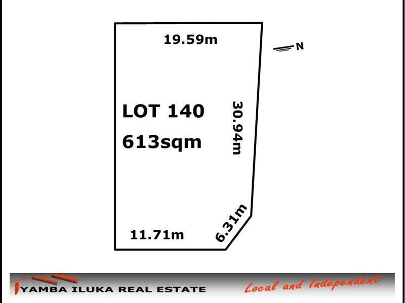 Lot 140-22 Carrs Drive, Yamba, NSW 2464