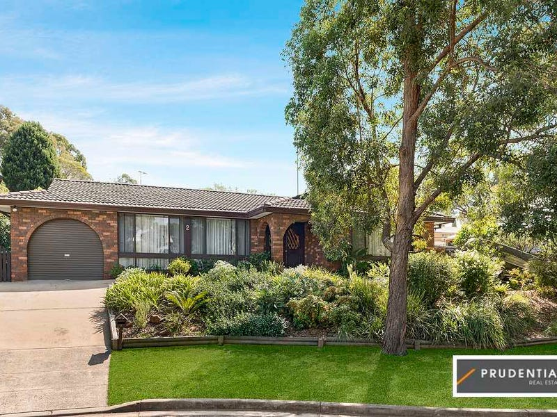 2 Spey Place, St Andrews, NSW 2566