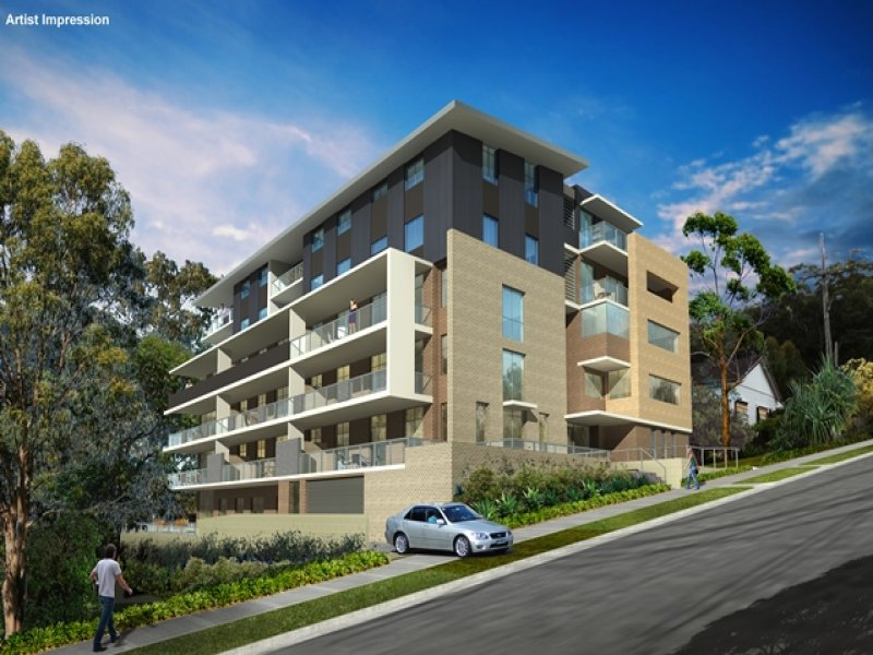 14/10-12 Batley Street, Gosford, NSW 2250