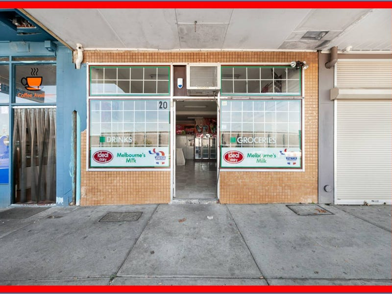 SHOP/ 20 HEYINGTON CRES, Noble Park North, Vic 3174