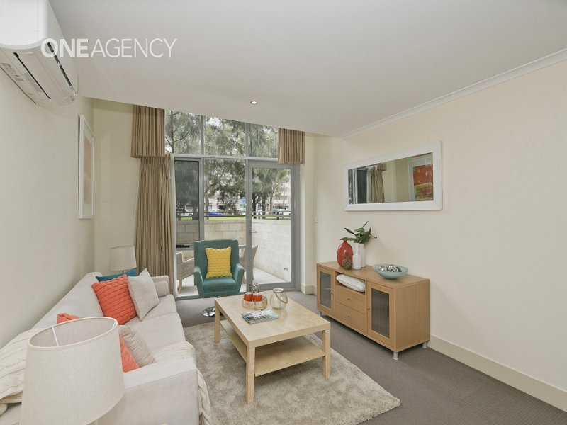 4/77 Northbourne Avenue, Turner, ACT 2612