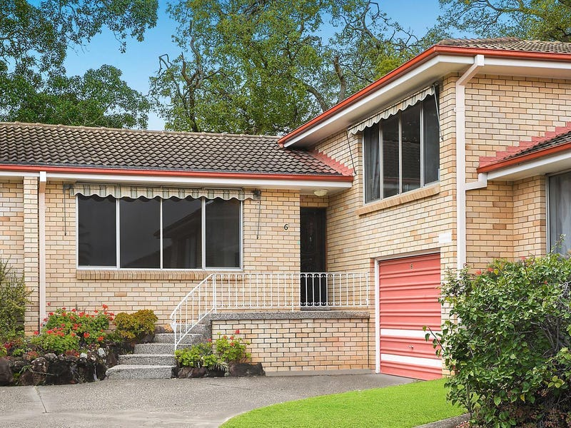6/18 Wentworth Road, Eastwood, NSW 2122
