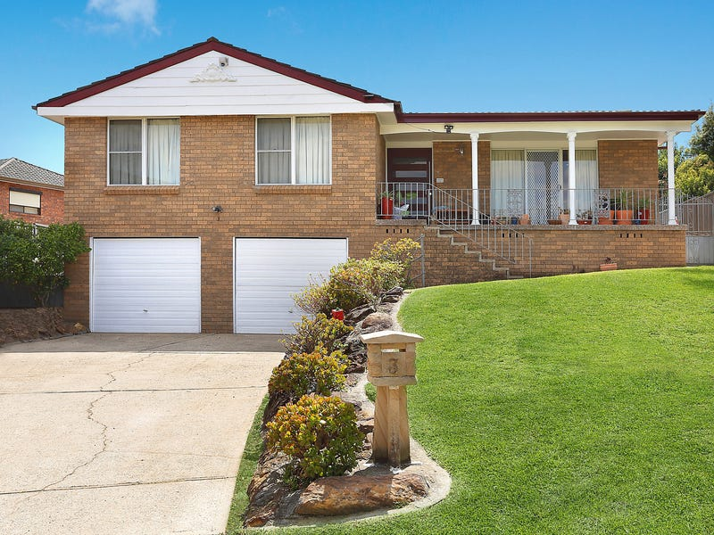 3 Hall Place, Fairfield West, NSW 2165