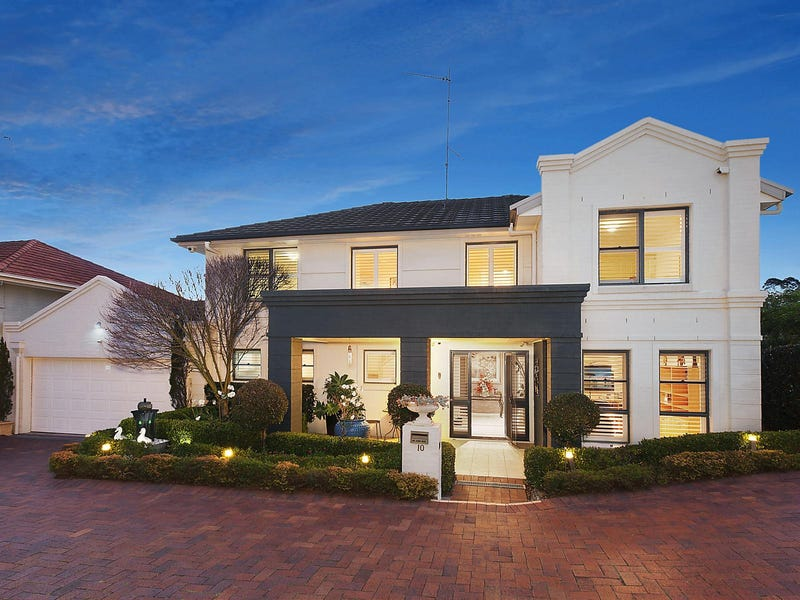 10 Government Farm Crescent, Castle Hill, NSW 2154