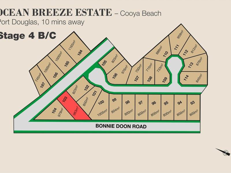 Lot 103 Cooya Beach Road, Bonnie Doon, Qld 4873