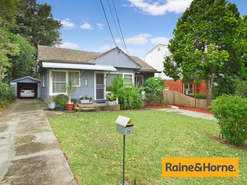 34 Threlfall Street, Eastwood, NSW 2122
