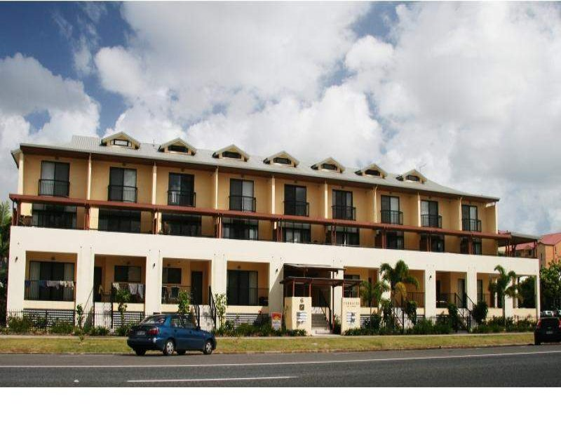 12/6 James, Cairns North, Qld 4870