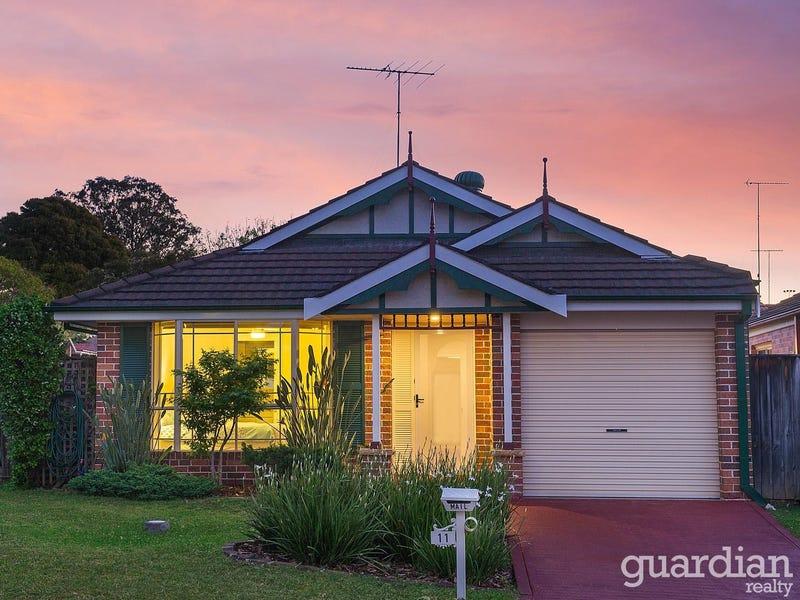 11 Ernest Street, Glenwood, NSW 2768