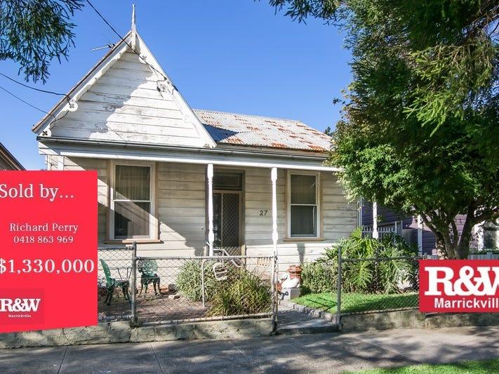 27 Kintore Street, Dulwich Hill, NSW 2203
