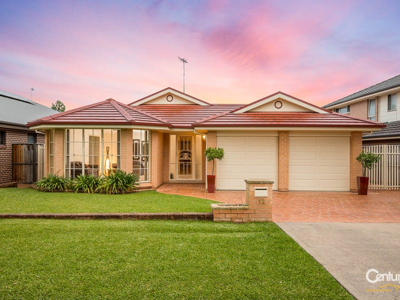 12 Bather Street, The Ponds, NSW 2769