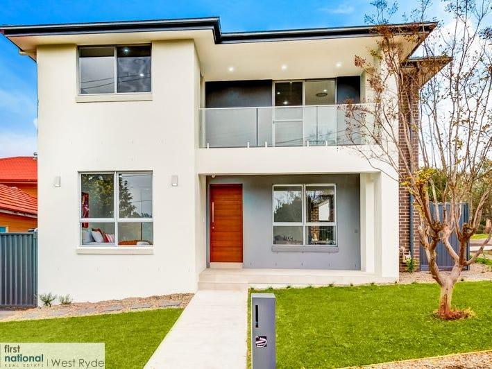 4 GREENE AVENUE, Ryde, NSW 2112