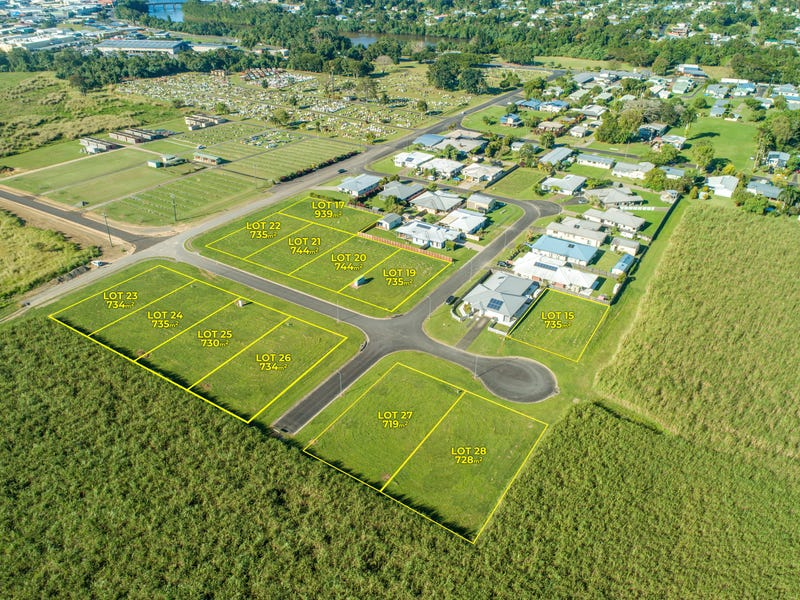 Lots 14 - 28 Mountain View Estate, Innisfail, Qld 4860