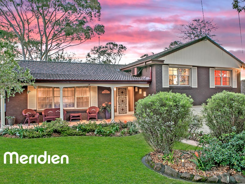 14 Wiseman Road, Castle Hill, NSW 2154